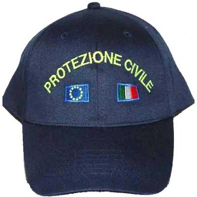 Cap Protezione Civile Volontario