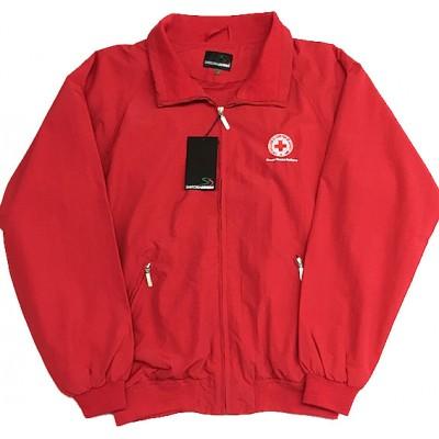 Giubbino estivo rappresentanza Croce Rossa