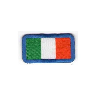 Ricamo Bandierina Italia