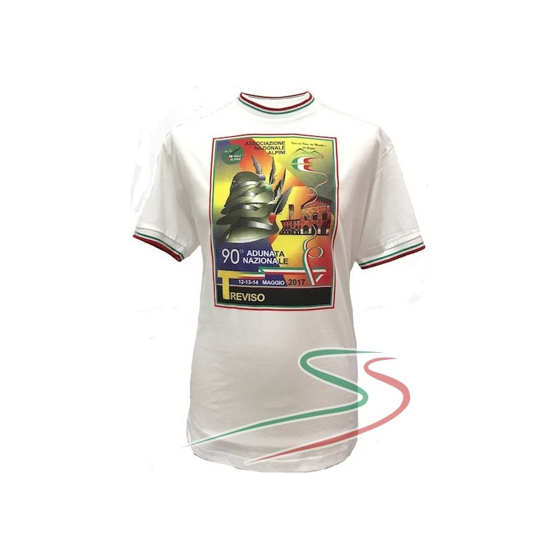 "T-shirt ""manifesto"" Adunata Treviso"