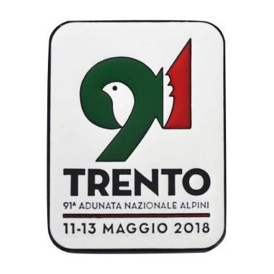 Fermacarte 91^ Adunata Trento