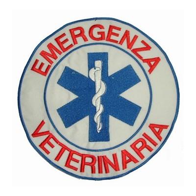 Ricamo Emergenza Veterinaria