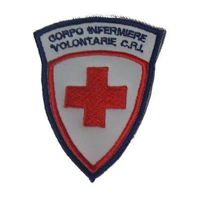 Ricamo scudetto Corpo Infermiere Volontarie