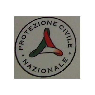 Adesivo laminato Protezione Civile