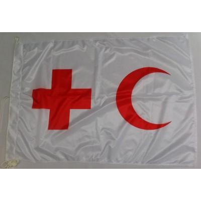 Bandiera Croce/mezzaluna Rossa 200x300