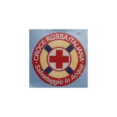 Adesivo laminato Croce Rossa OPSA