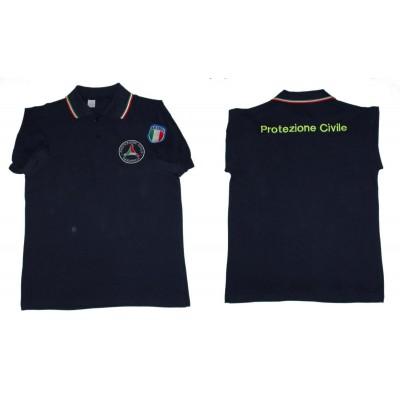 Polo shirt S/S Civil Protection