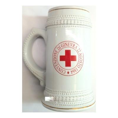 Boccale Croce Rossa