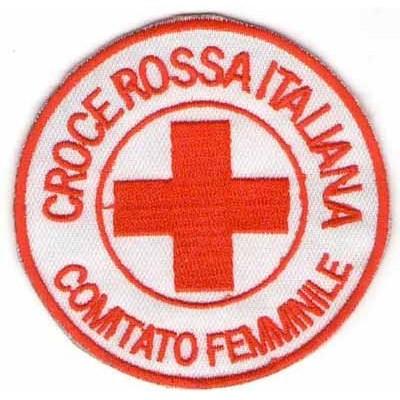 Ricamo CRI Comitato Femminile