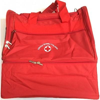 Large duffel bag Red Cross