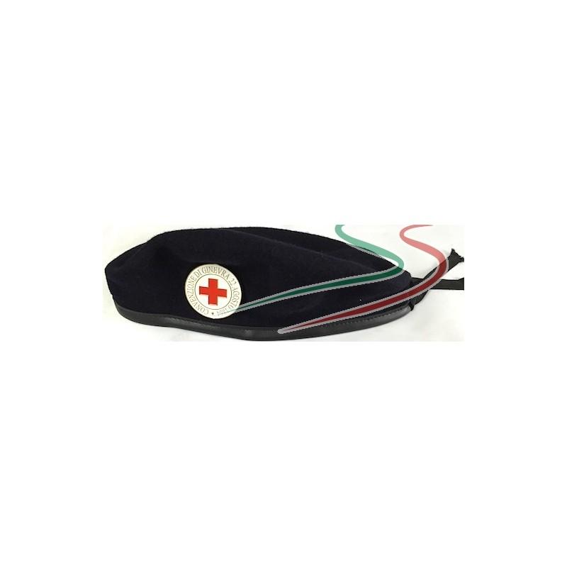 Beret Red Cross - Sartoria Schiavi