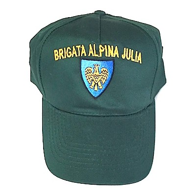 Cappellino cotone Brigata Julia