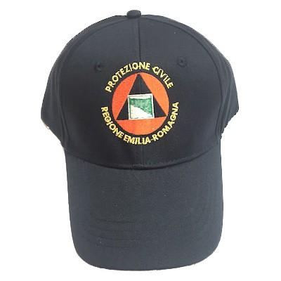 Cappellino Prot Civ Emilia Romagna