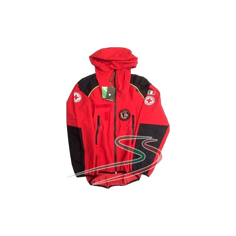 Waterproof jacket Soccorsi Speciali