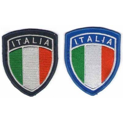 Italian shield patch