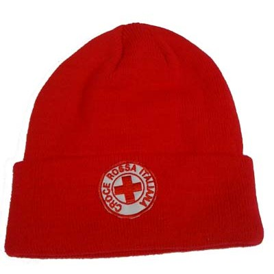 Red Cross Beanie