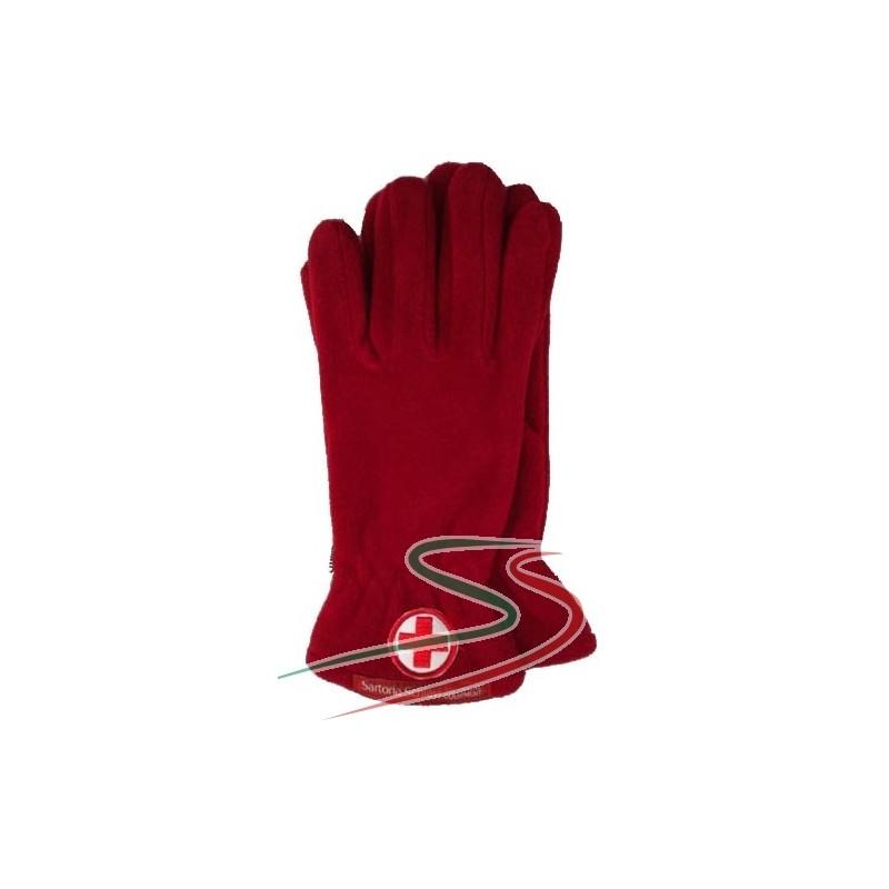 Gloves Red Cross