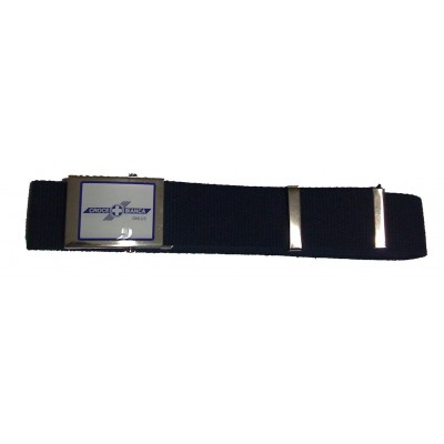 Belt White Cross