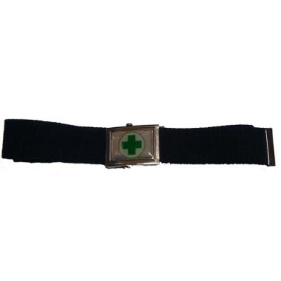 Belt Green Cross