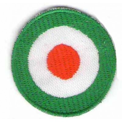 Italian cockade patch