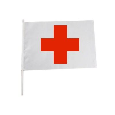 Bandierina Croce Rossa