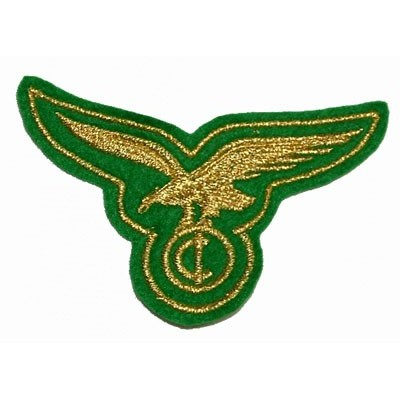 Gamekeeper eagle patch