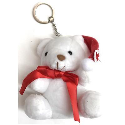 Portachiavi orsetto Natale CRI