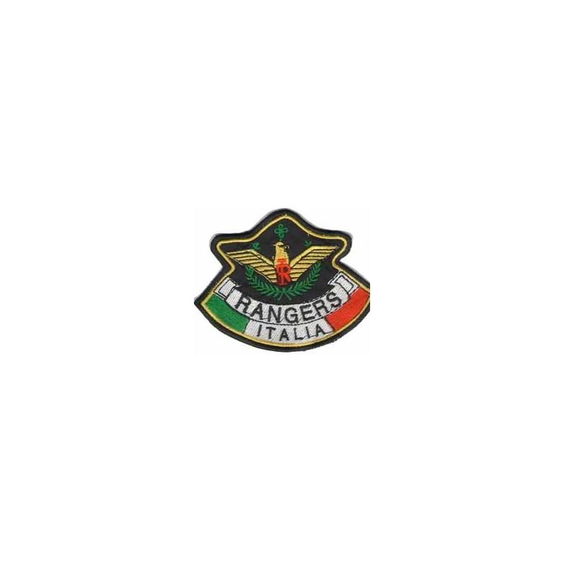 Rangers patch