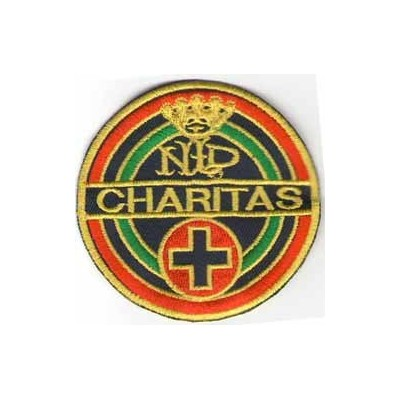 Charitas patch