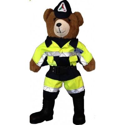 Peluche orso Protezione Civile