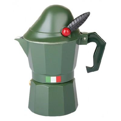 Moka alpina verde