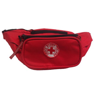 Red bum bag Red Cross