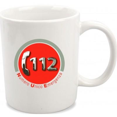 Tazza 112 numero unico emergenza