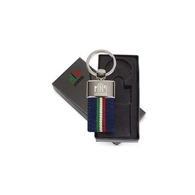 Portachiavi tricolore 92^Adunata Alpini