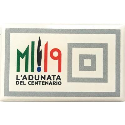 """Magnete """"Manifesto"""" Adunata Nazionale Alpini Milano"""