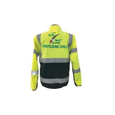 Jacket da intervento con imbottitura staccabile Protezione Civile A.N.A.