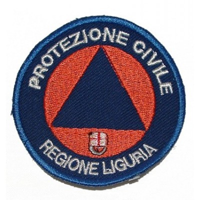 Ricamo Prot Civ Reg.Liguria