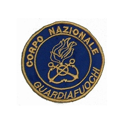 National Fireguard corps patch
