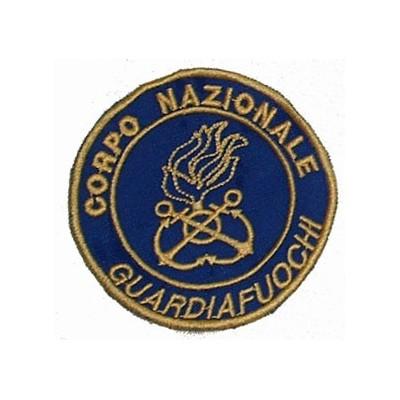 Ricamo Corpo Nazionale GuardiaFuochi