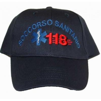 Cappellino 118