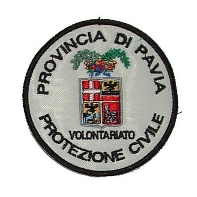 Ricamo Prot Civ Prov. Pavia