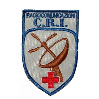 Radio Instructor for Italian Red Cross patch
