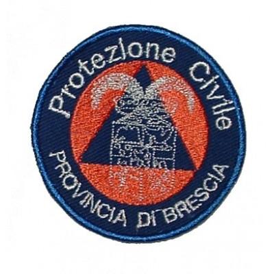 Ricamo Prot Civ Prov. Brescia