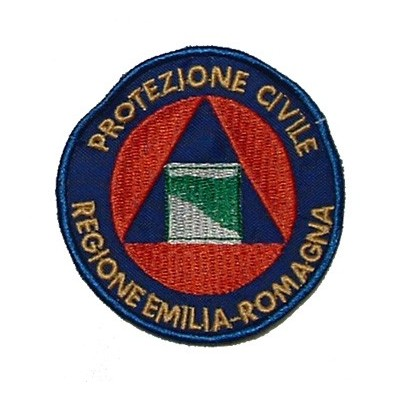 Ricamo Prot Civ Reg.Emilia NEW