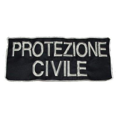Ricamo Regione Piemonte Prot Civ