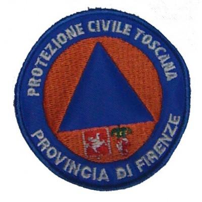 Ricamo Prot Civ Prov. Firenze