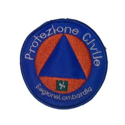 Ricamo Prot Civ Reg.Lombardia