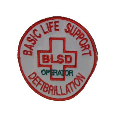 Ricamo BLSD Operatore