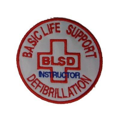 Ricamo BLSD Istruttore