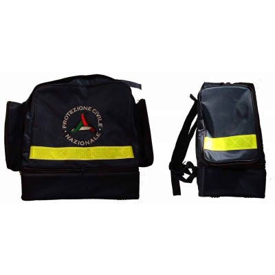 Big Civil Protection duffel bag